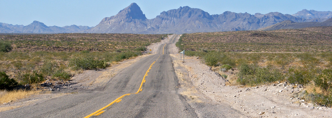 Map Of Old Route 66 Arizona.Route 66 Arizona Topock To Williams
