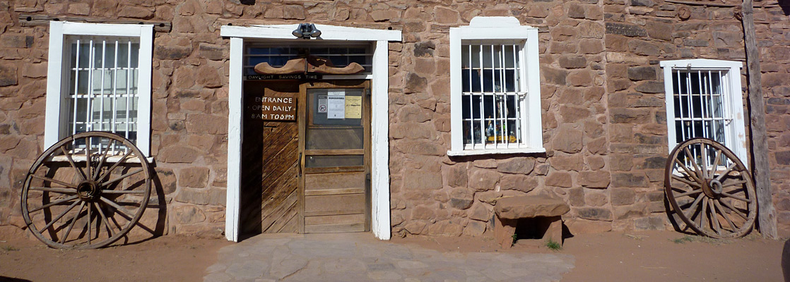 Hubbell Trading Post National Historic Site Arizona