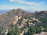 Granite Mountain Trail