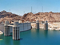 Hoover Dam, Arizona/Nevada - Lake Mead National Recreation Area