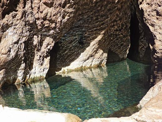 Goldstrike Canyon Lake Mead National Recreation Area Nevada