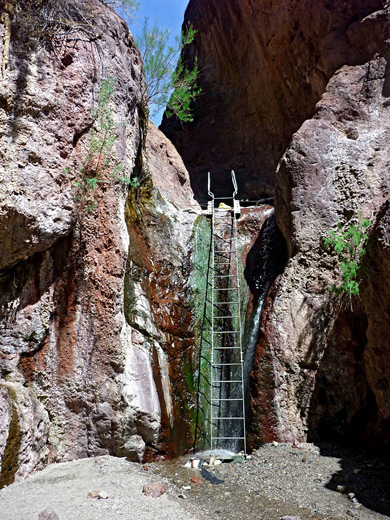 Arizona Hot Springs Lake Mead National Recreation Area