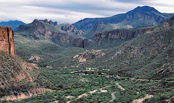 pographs of the apache trail