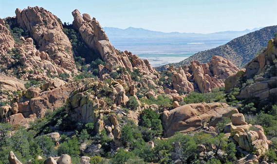 Cochise Stronghold Arizona