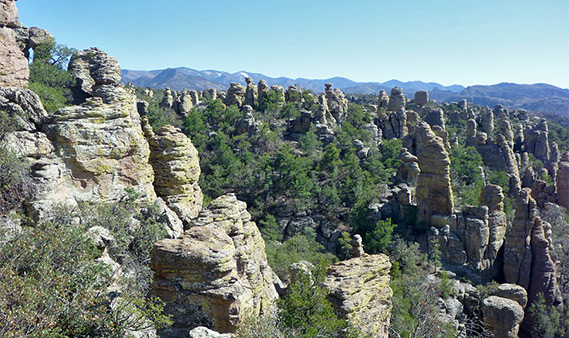 Image result for chiricahua national monument