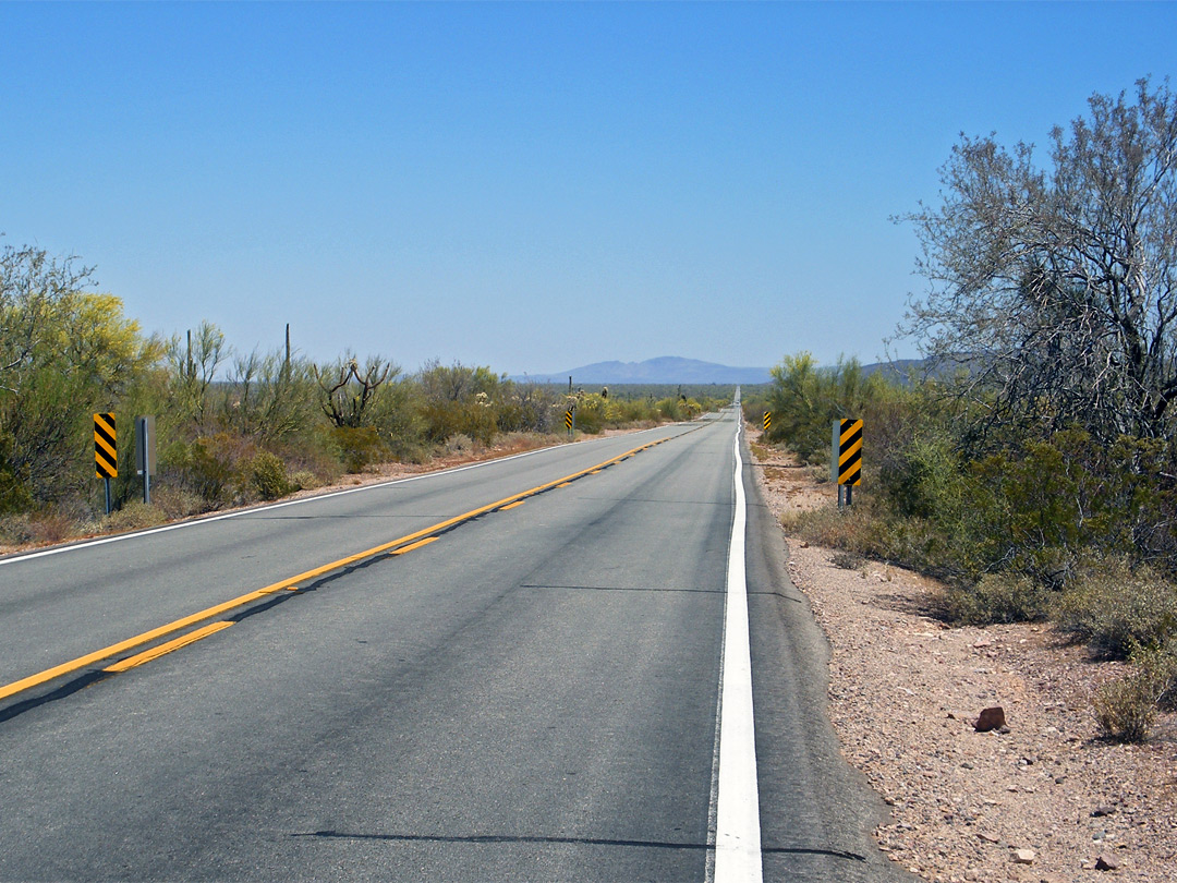 AZ 85, south of Why