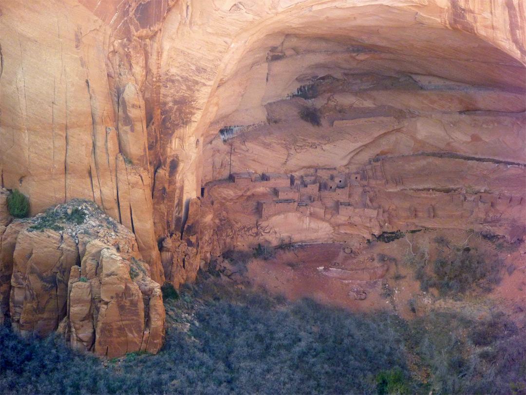 Betatakin Ruin Navajo National Monument Arizona
