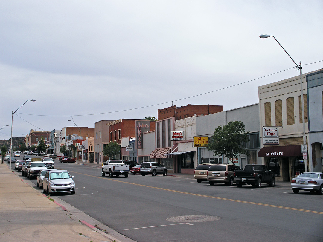 Broad Street - south