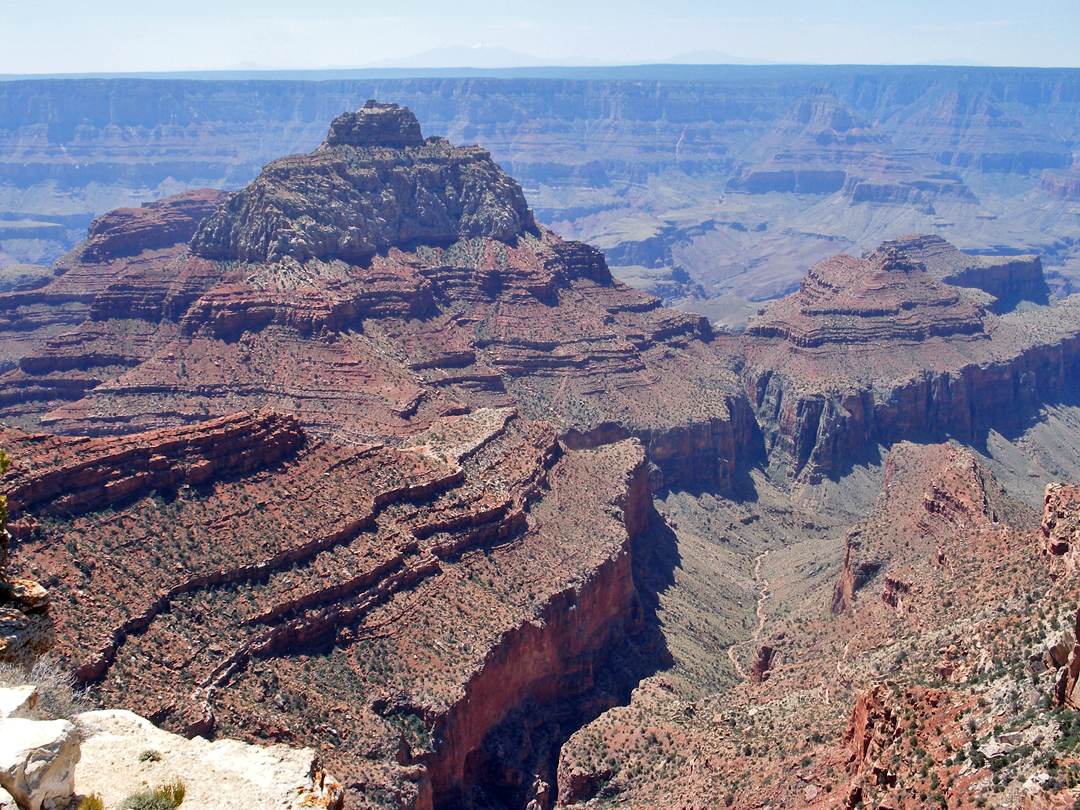 Freya Castle: Cape Royal, Grand Canyon National Park, Arizona