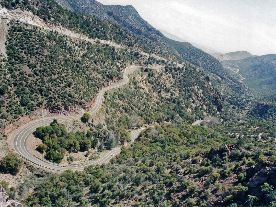 US 191 Switchbacks