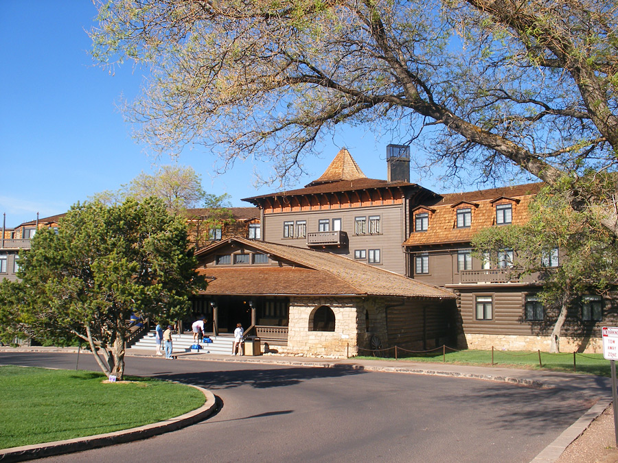 Hotel Grand Canyon National Park