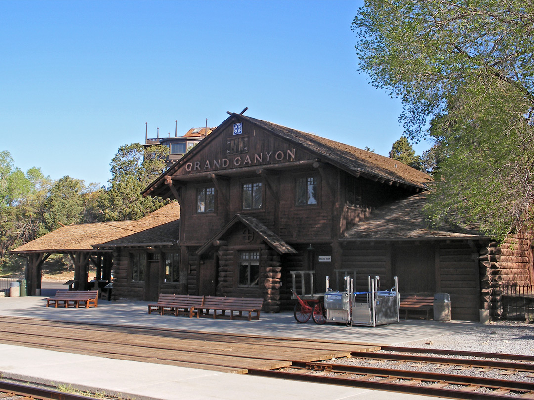 Grand Canyon station