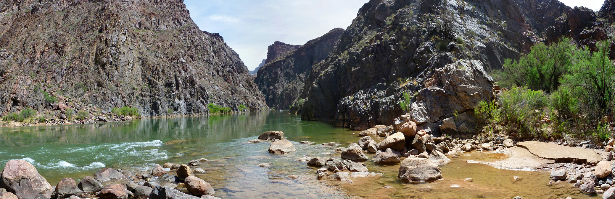 Colorado River - upstream