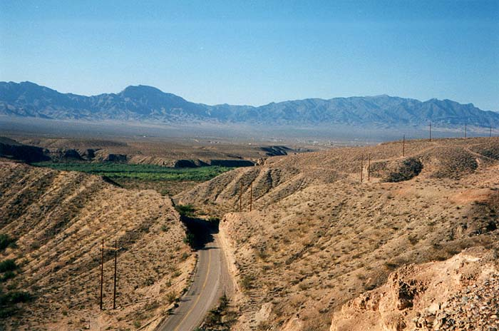 Old Highway 9 Northwest Arizona Old Highway 9 Arizona