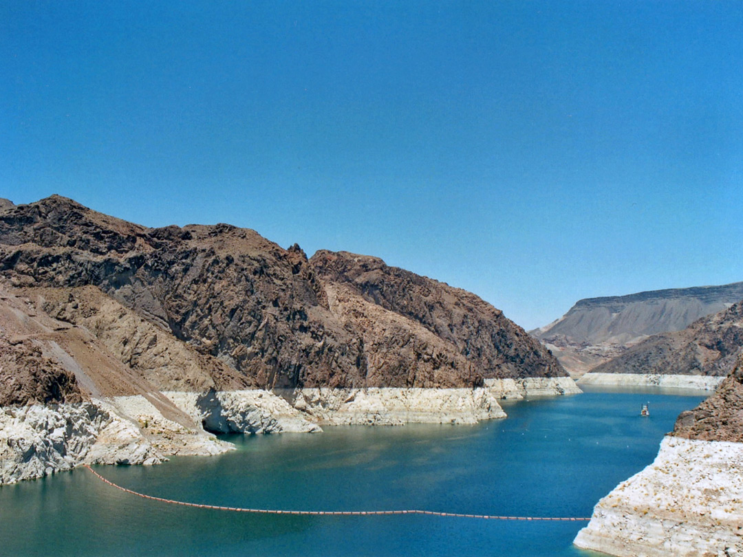 Southern tip of Lake Mead