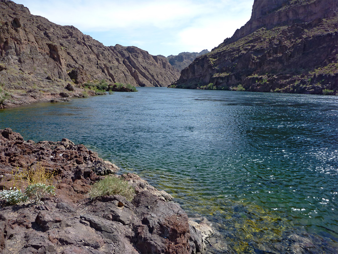 Lake Mohave - downstream