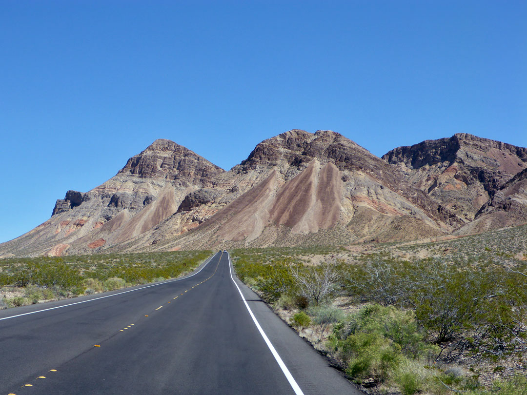 NV 167 north of Lake Mead