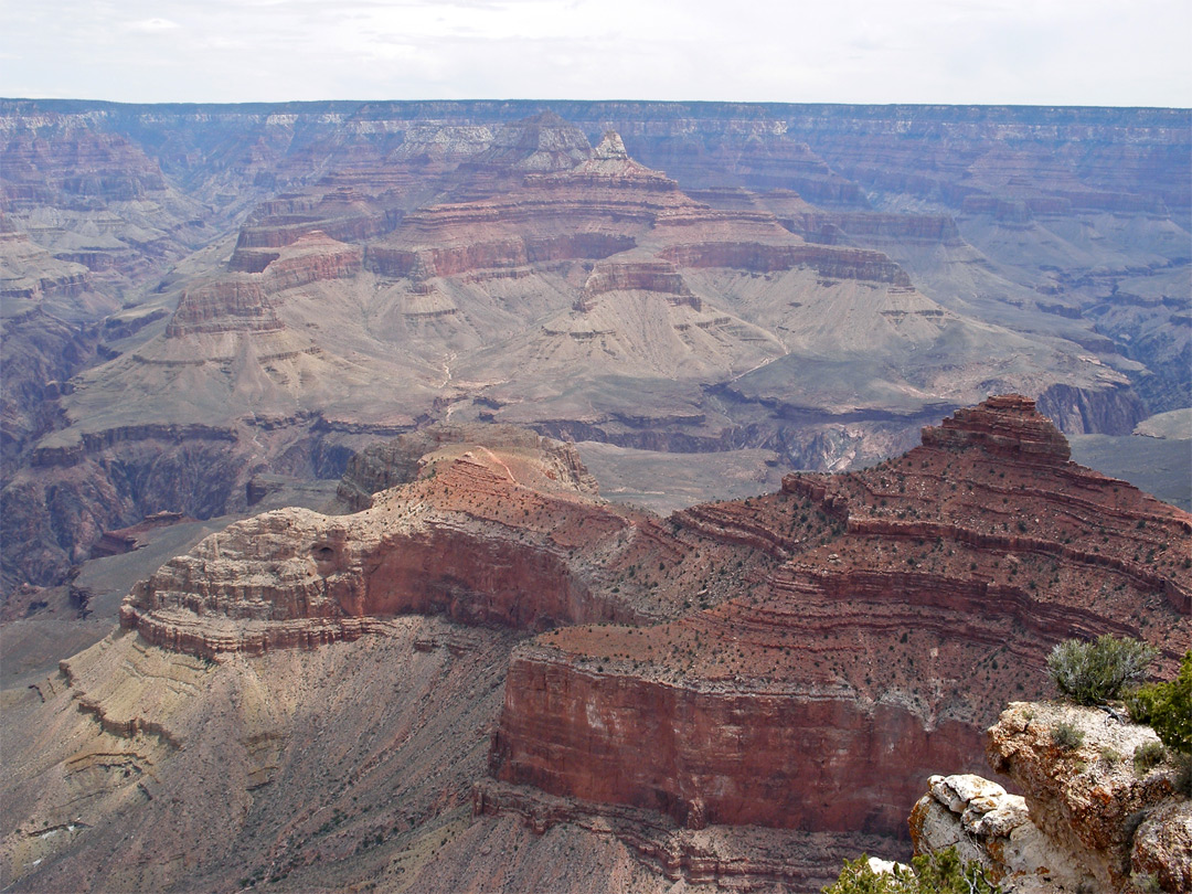 o u0026 39 neill butte  mather point  grand canyon national park