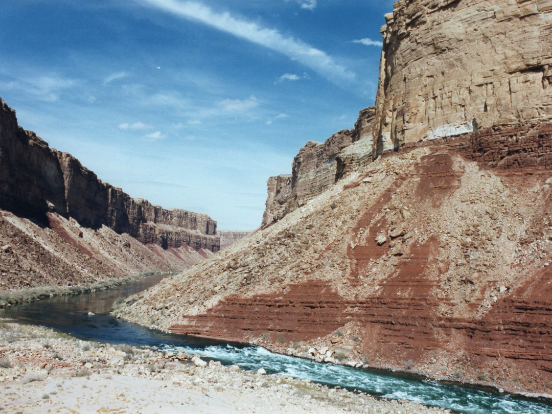 Colorado River, Soap Creek