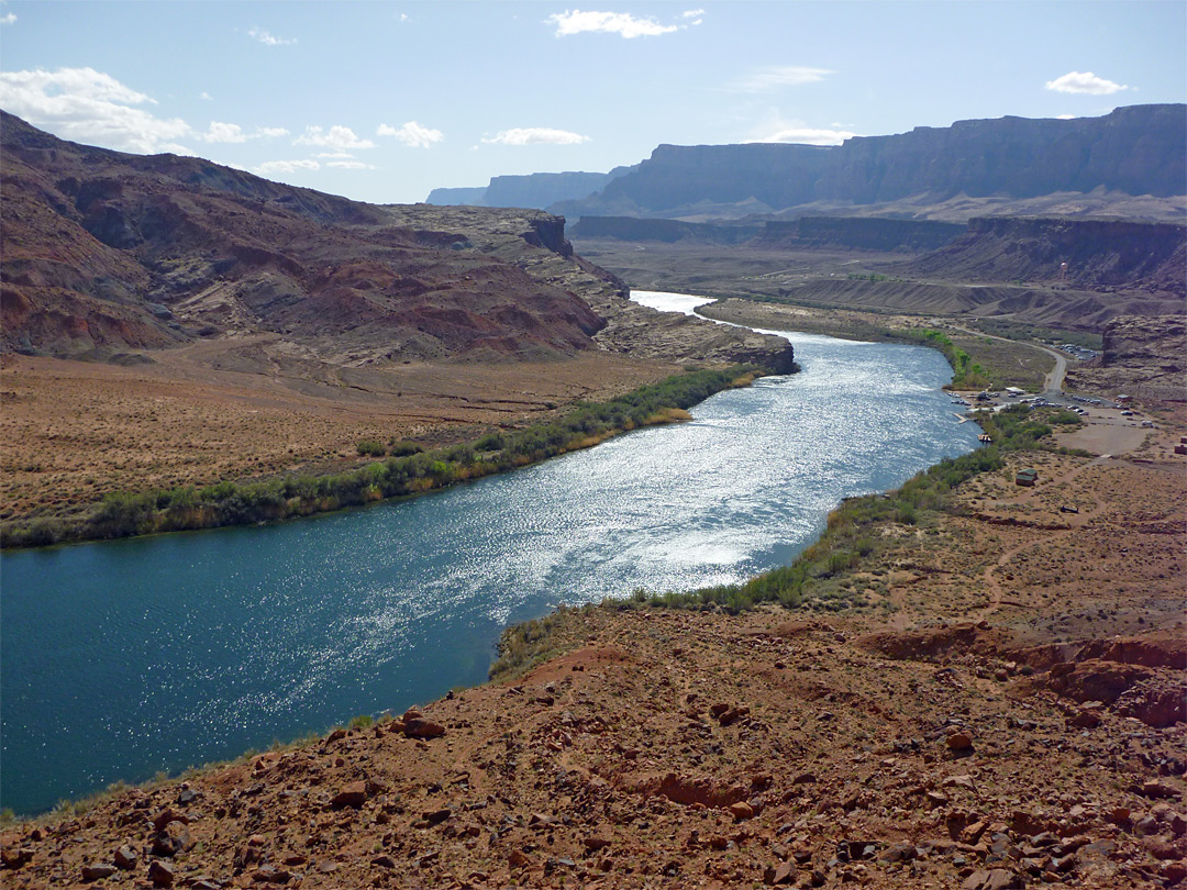Colorado River - downstream