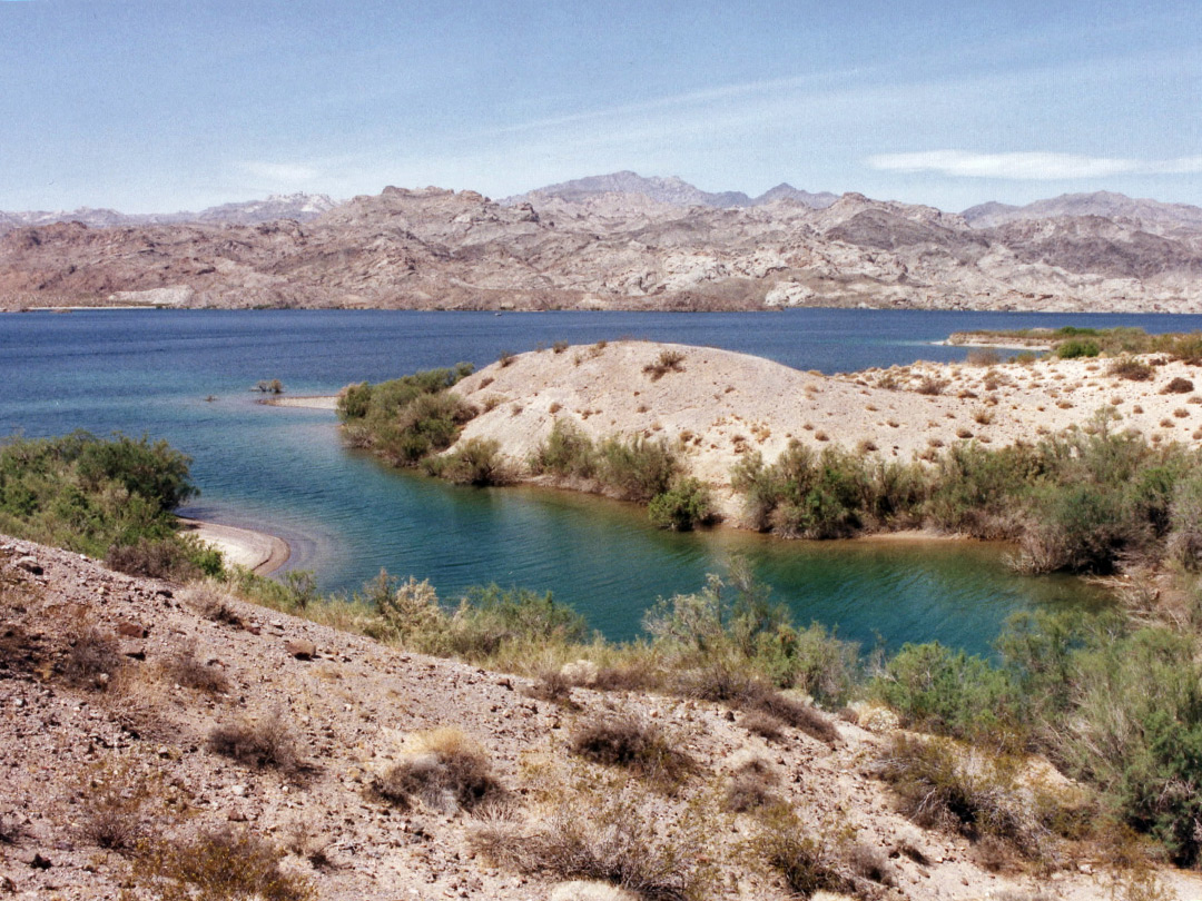Telephone Cove, Lake Mohave