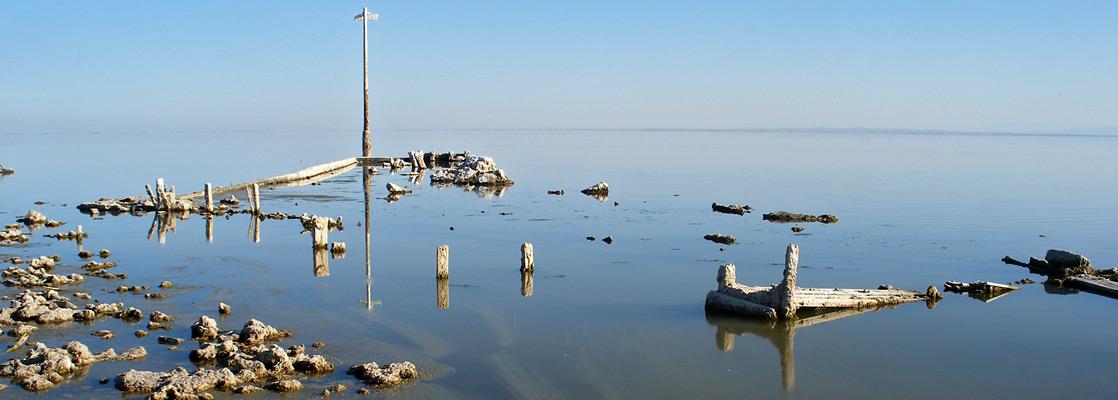 The Salton Sea Southeast California