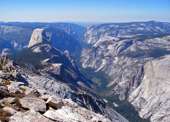 Hiking Patch John Muir Trail Yosemite California