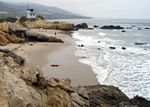 Leo Carrillo State Park, Santa Monica Mountains National Recreation Area