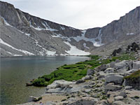 Cottonwood Lakes Trail