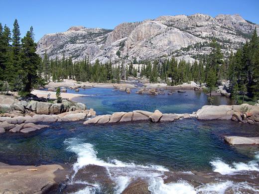 Glen Aulin Trail Yosemite National Park California