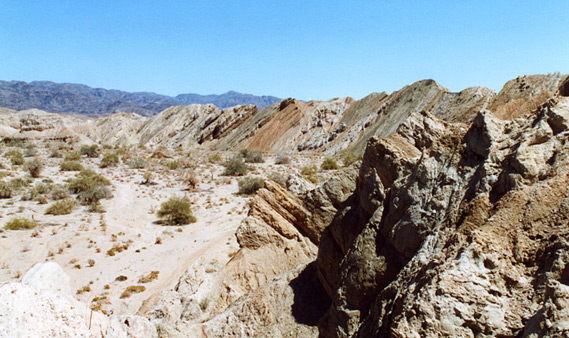 Photographs of Box Canyonm