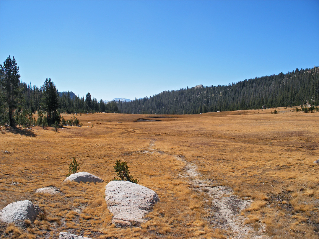 John Muir Trail - Cathedral Pass