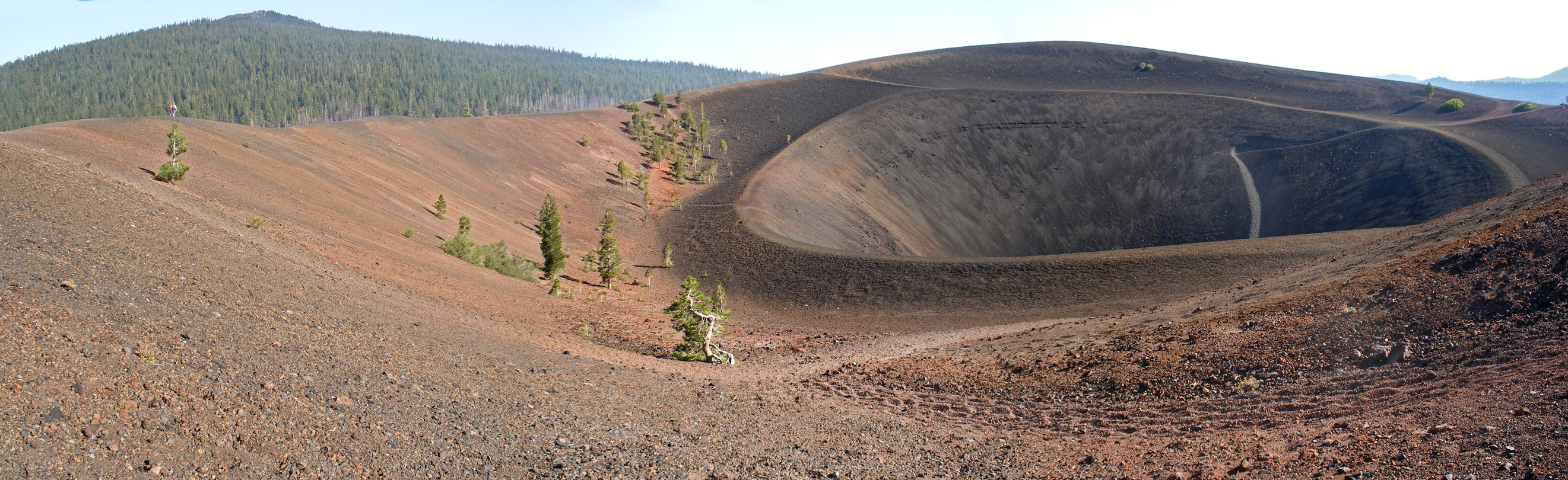 Cinder Cone, from the south rim