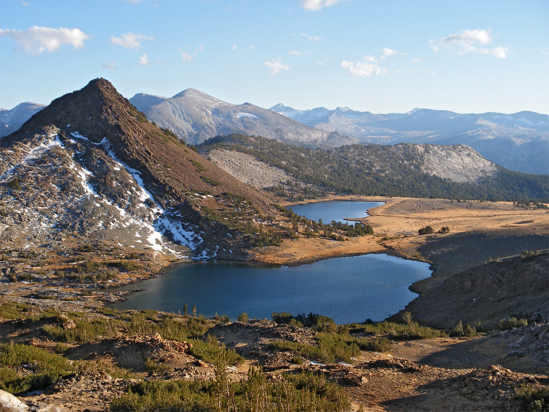 Upper & Middle Gaylor Lakes