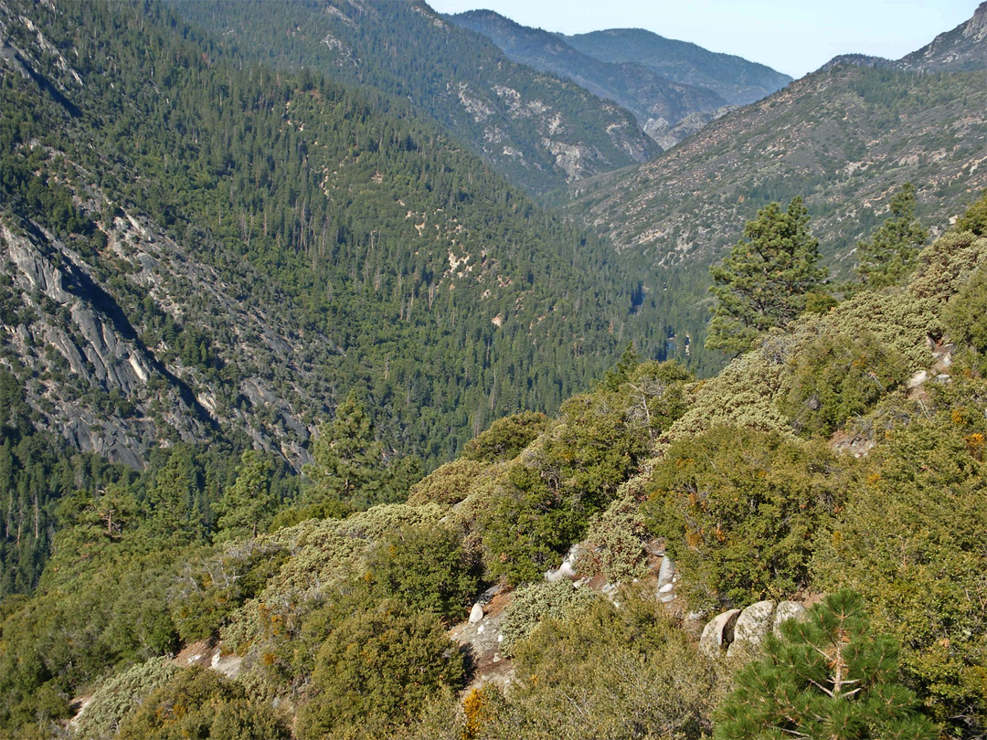 Kings Canyon - west