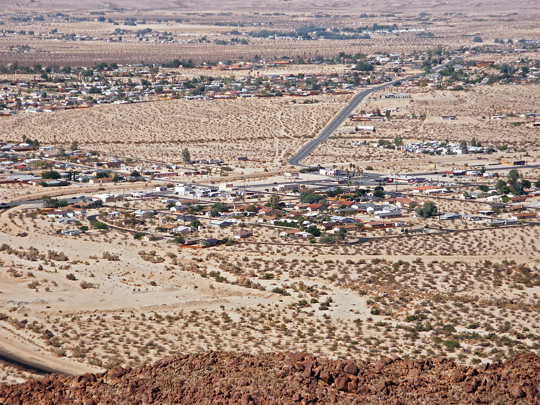 Larrea Avenue, Twentynine Palms