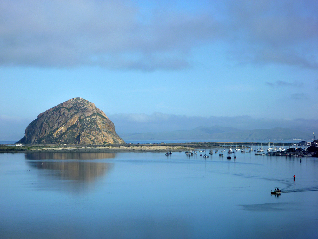 North end of Morro Bay