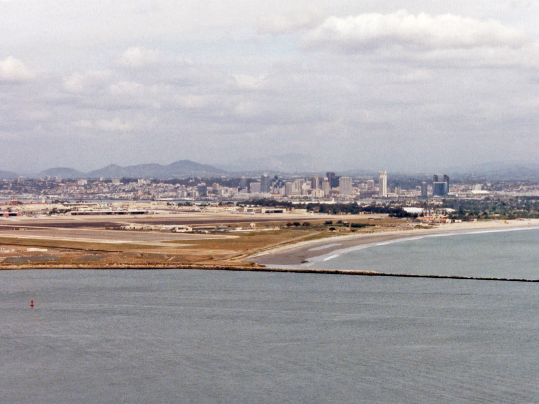 San Diego Naval Air Station