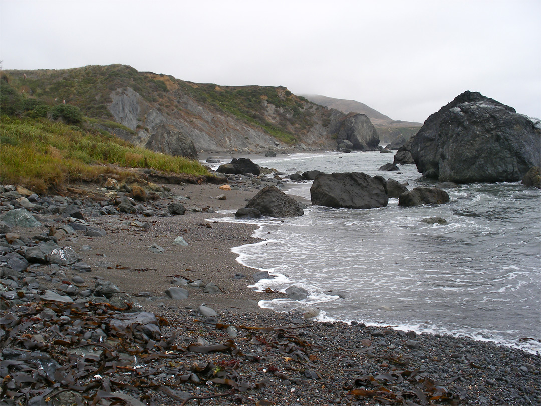 Shell Beach, Sonoma Coast State Park
