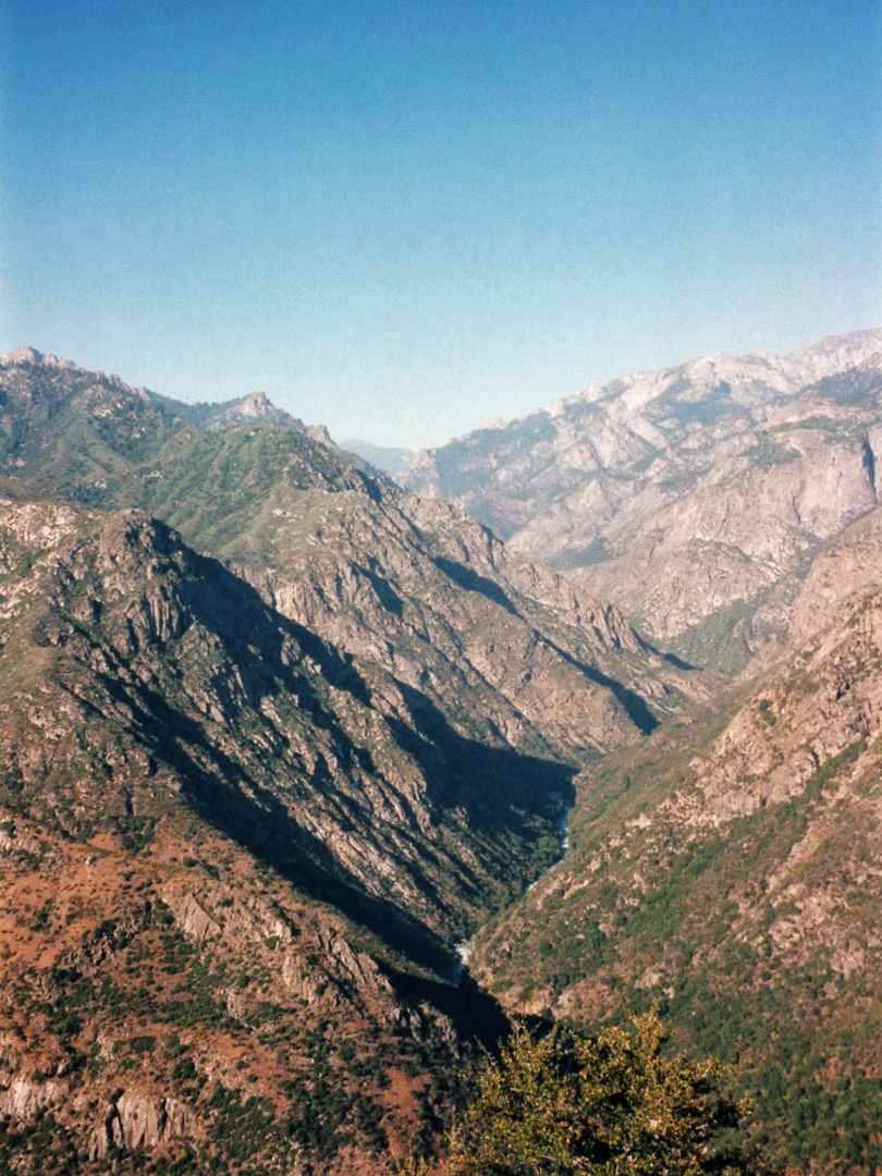 South Fork Canyon