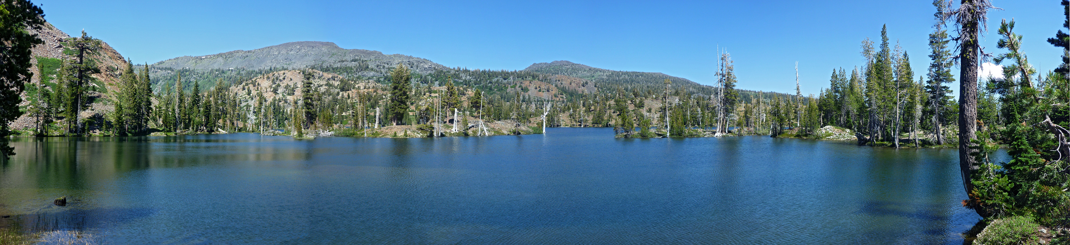 Panorama of Susie Lake