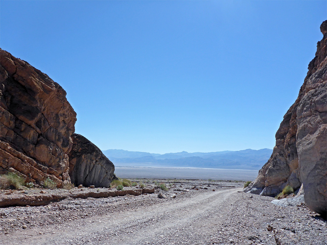 Edge of Death Valley