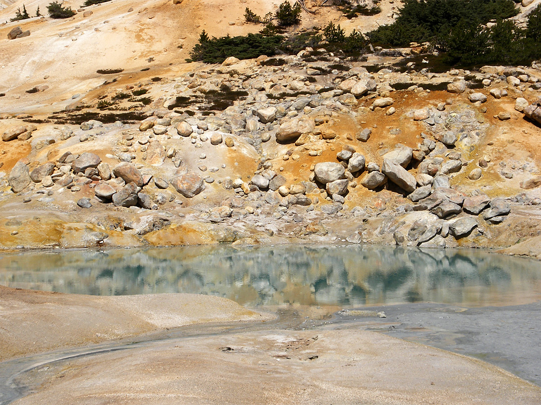 West Pyrite Pool