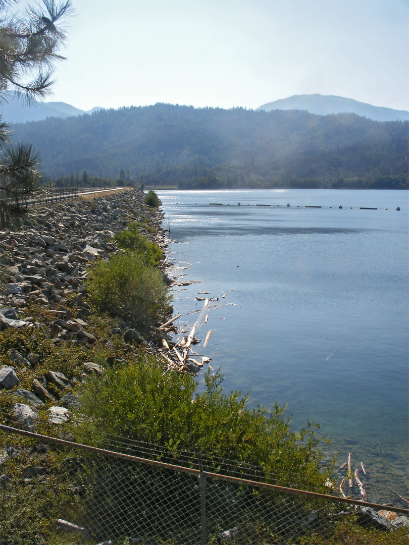 Whiskeytown Dam