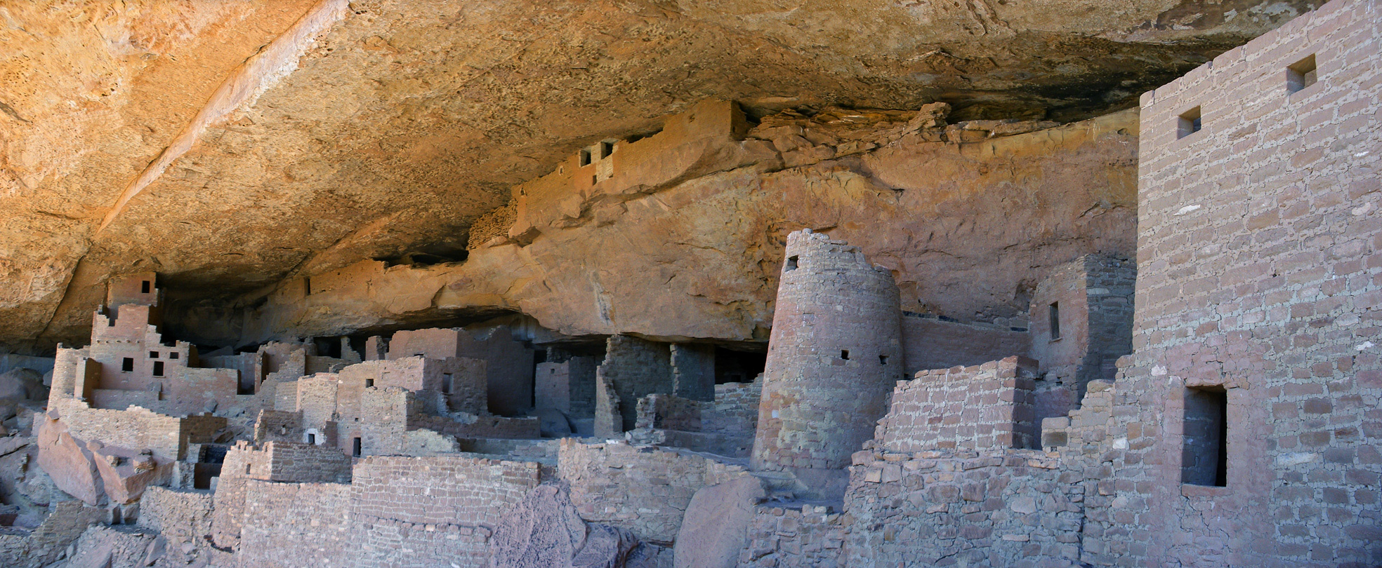 Buildings in Cliff Palace
