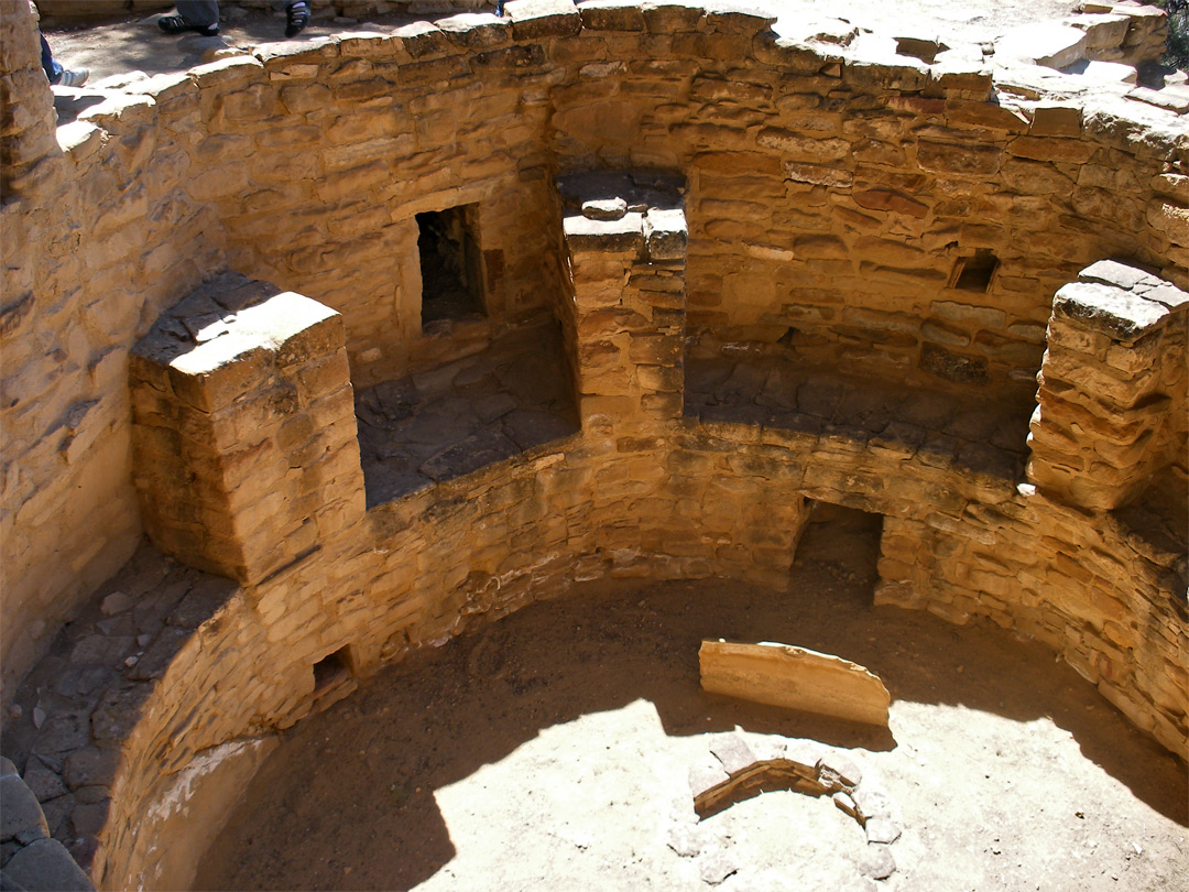 Kiva in Cliff Palace