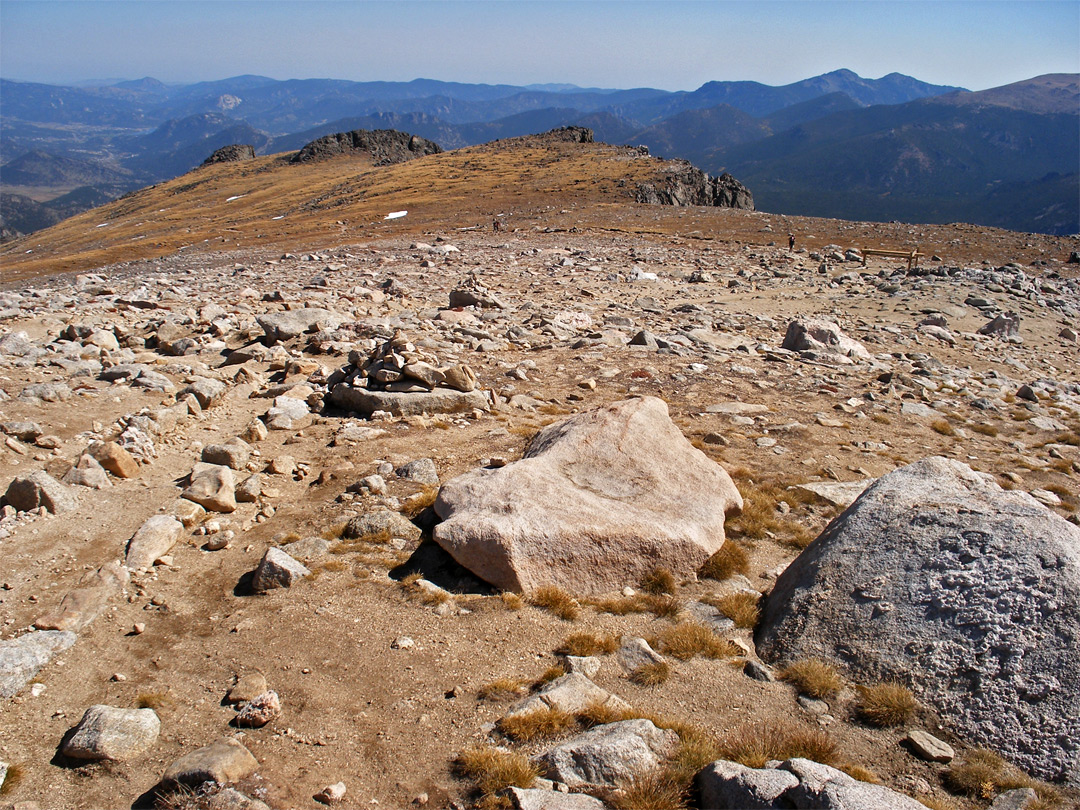 Flattop Mountain