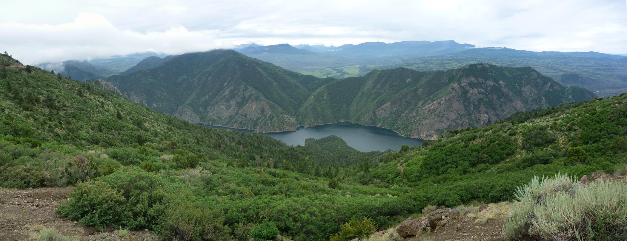 Hermits Rest: Curecanti National Recreation Area, Colorado