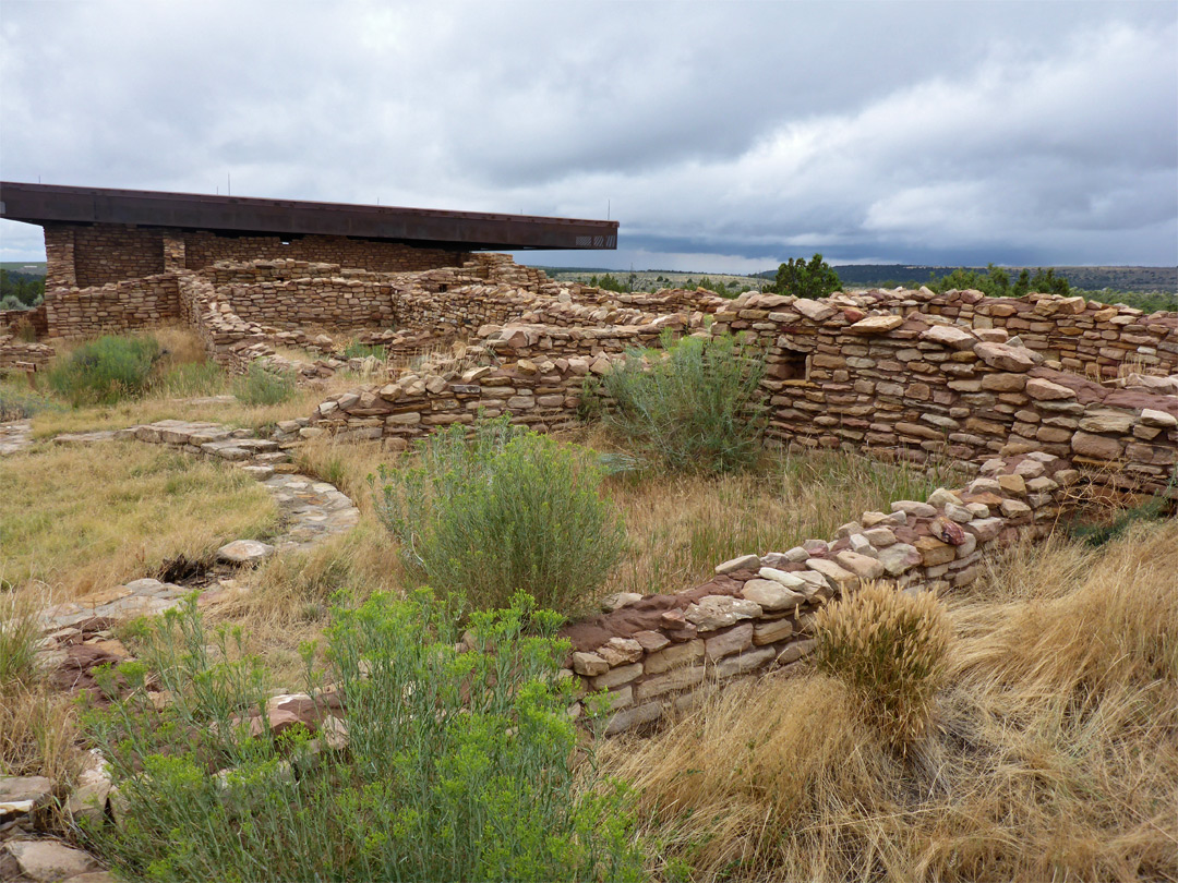 Rooms at Lowry Pueblo