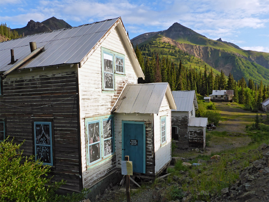 Pikes Peak Drive >> Red Mountain Mining District, San Juan Mountains, Colorado